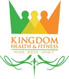 Kingdom Health and Fitness Logo